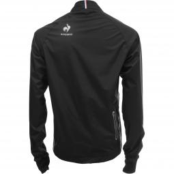 le coq sportif veste coupe vent montech noir s