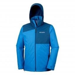 Veste a capuche columbia aravis explorer interchange jacket xl