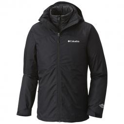Veste a capuche columbia aravis explorer interchange jacket xxl