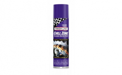 FINISH LINE Lubrifiant Dégripant CHILL ZONE 325ml aerosol