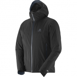 Veste a capuche salomon mauka gtx jacket xxl