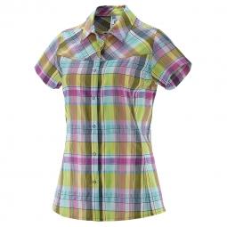 Chemisette légère de randonnée Salomon Radiant SS Shirt W