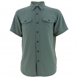 Chemisette columbia utilizer ll solid short sleeve shirt s