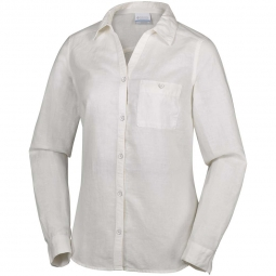Chemise Columbia Coastal Escape Long Sleeve Shirt