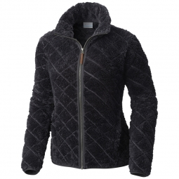 Veste polaire columbia fire side sherpa full zip xs