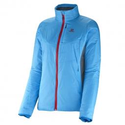 Coupe vent salomon minim synth jacket w l