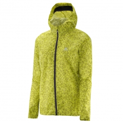 Coupe vent salomon fast wing hoodie w l