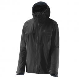Coupe vent salomon mauka goretex jacket w s