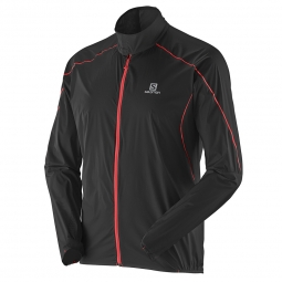 Veste coupe vent de running salomon s lab light jacket m s