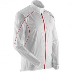 Veste coupe vent de running salomon s lab light jacket m l