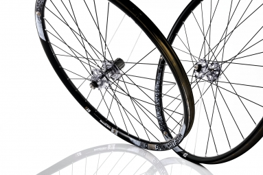 Wheelset AMERICAN CLASSIC WIDE LIGHTNING 27.5'' | 15x100 mm | Boost 12x148 mm | Sram XD | Black