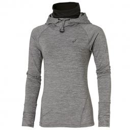 Tee shirt manches longues asics ls jersey hoody xl
