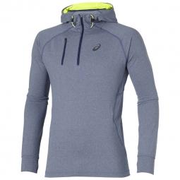 Tee shirt manches longues asics 1 2 zip hoodie xl