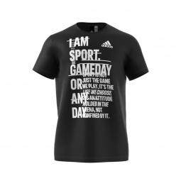 Tee-Shirt Adidas Performance I Am Sport