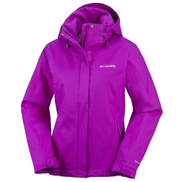 Veste impermeable columbia everett mountain m