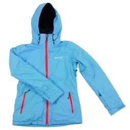 Parka de ski columbia parallel descent jacket m