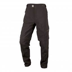 pantalon endura hummvee zip off noir xl