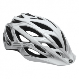 Casque bell sequence blanc gris s 51 55 cm
