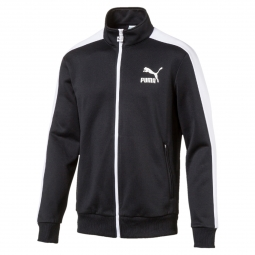 Veste puma arch t7 track jacket s