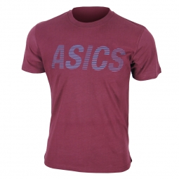 Tee shirt manches courtes asics prime ss tee s