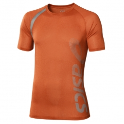Tee shirt manches courtes asics performance multi graphic tee xl