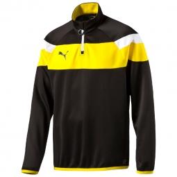 T shirt manches longues puma spirit ii 1 4 zip training top s