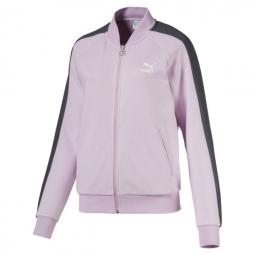 Veste de survetement puma classics t7 track jacket s