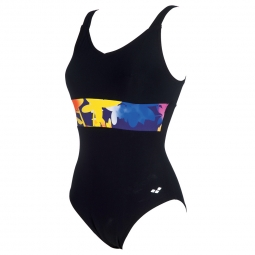 Maillot 1 pia ce arena w doris wing back one piece 42