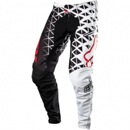 FOX Pantalon DEMO DH Noir Blanc