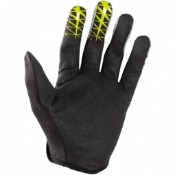 FOX Paire de Gants DEMO Gris Jaune