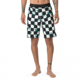 Board short vans mixed scallop 30