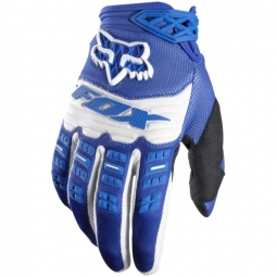 FOX 2014 Paire de Gants DIRTPAW RACE Blue