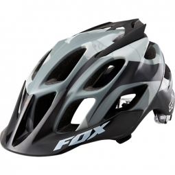 FOX 2014 Helmet FLUX Snow camo