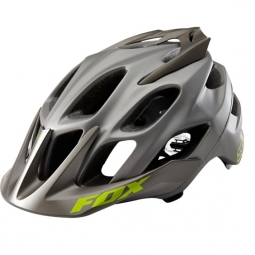 Casco Fox FLUX 2014 Titanio