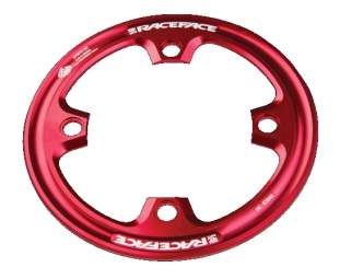 race face protege plateau fat tab 4 trous 32 36 dents rouge