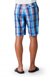 OAKLEY Short JIG Bleu oxford
