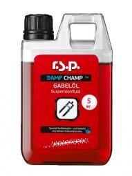 rsp huile fourche et amortisseur 5wt 250ml
