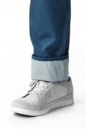 OAKLEY Pantalon ICON CHINO Bleu
