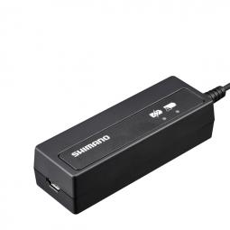 SHIMANO Chargeur SMBCR2 pour Batterie interne ULTEGRA / DURA-ACE / XTR/ XT Di2