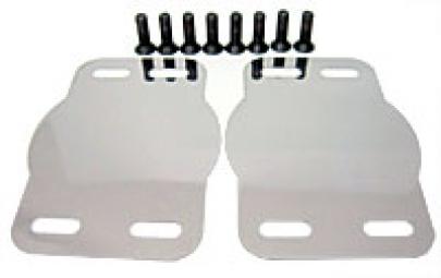 SPEEDPLAY Plaque Inox de Protection pour Semelle Carbone