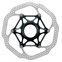 disque de frein avid hsx flottant center lock noir 180 mm