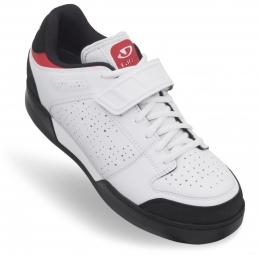 Chaussures VTT Giro Shoes Chamber Blanc