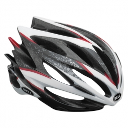 Casque Bell SWEEP 2014 Noir/Blanc/Rouge