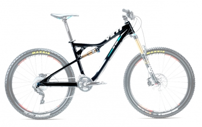 YETI 2014 575 Frame Black 27.5'' 146mm + CTD Adjust shock