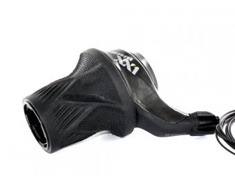 SRAM XX1 Commande Grip Shift 11 Vitesses Droite Vert   Grips