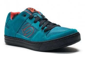 Five ten chaussures vtt freerider bleu 44 1 2