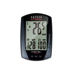 CATEYE Compteur STRADA Digital Wireless CC-RD 430DW + FC Noir
