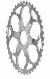 HOPE Pignon T-REX adaptable SRAM 40 Dents Argent