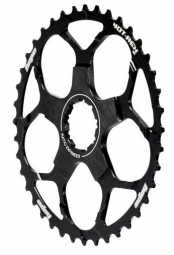 HOPE Pignon T-REX adaptable SRAM 40 Dents Noir