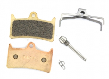 HOPE Brake pads Tech V4 Metal Synthered